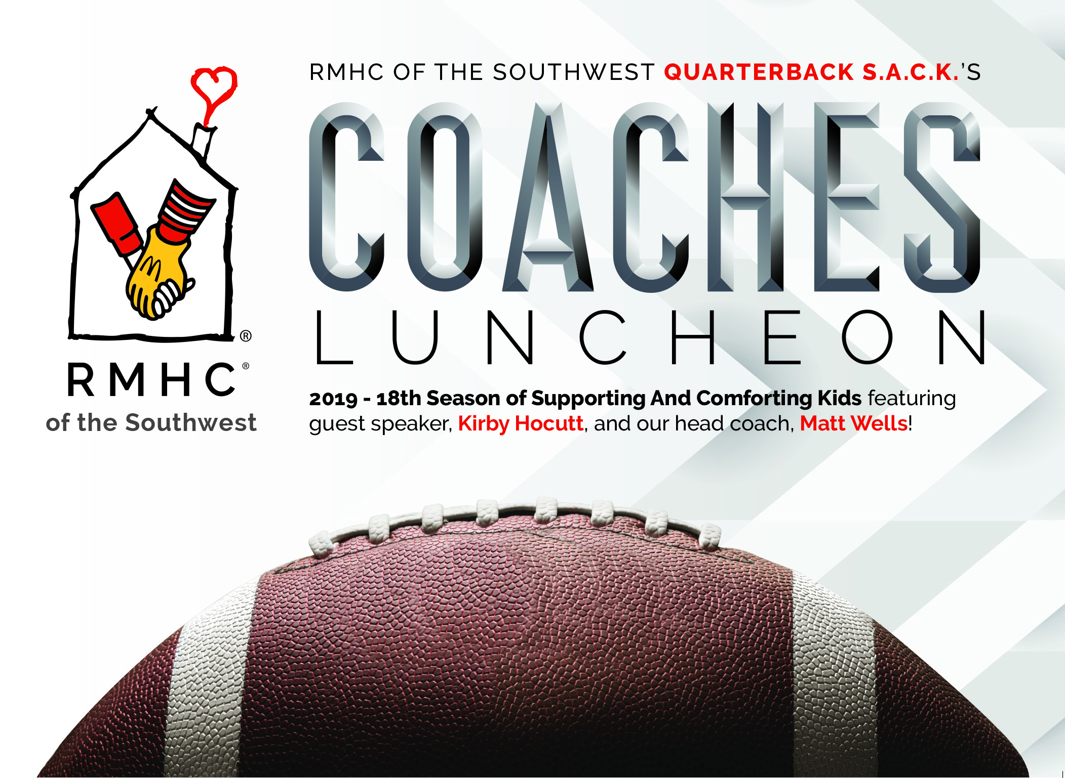 RMHC Coaches Luncheon