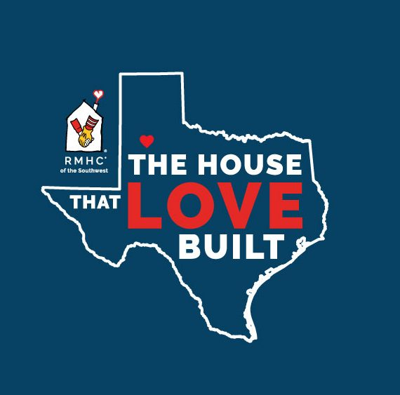 The House That Love Built Shirt Artwork
