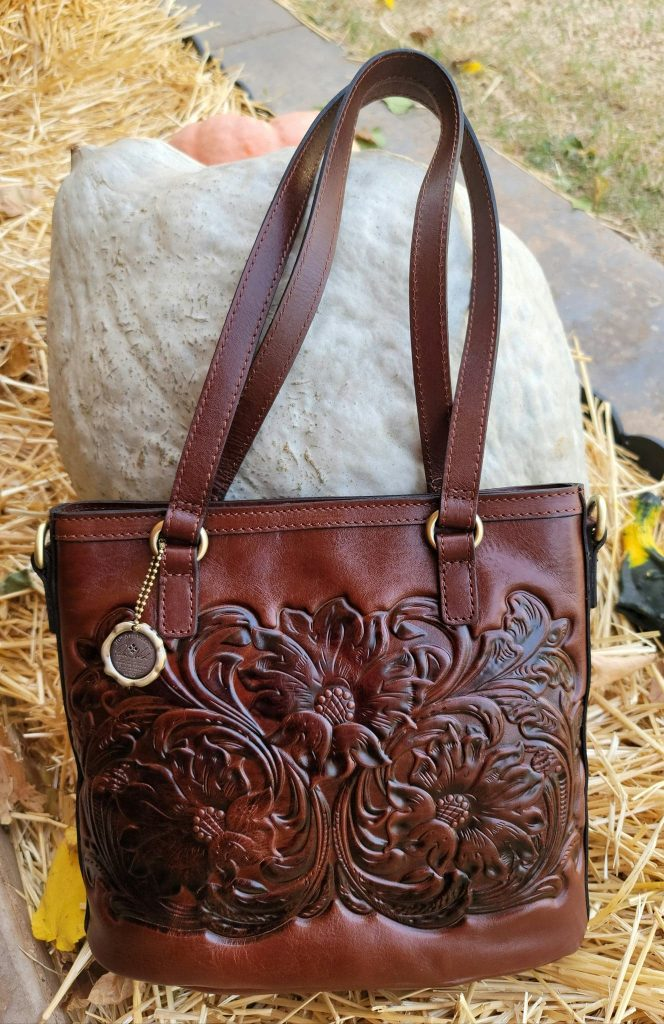 Shriek Week Raffle Patricia Nash Purse